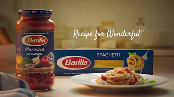 Barilla Marinara TV Spot, 'Spaghetti on the Couch' - Thumbnail 7