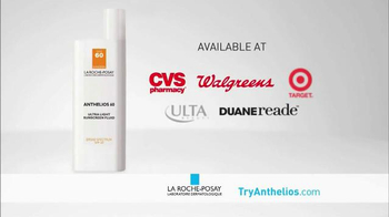 La Roche-Posay Anthelios 60 Ultra-Light Sunscreen TV Spot, 'Protection' - Thumbnail 6