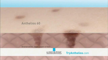 La Roche-Posay Anthelios 60 Ultra-Light Sunscreen TV Spot, 'Protection' - Thumbnail 1