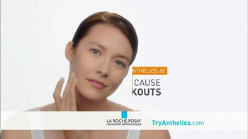 La Roche-Posay Anthelios 60 Ultra-Light Sunscreen TV Spot, 'Protection' - Thumbnail 2