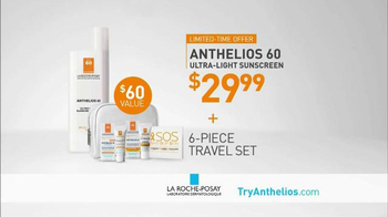 La Roche-Posay Anthelios 60 Ultra-Light Sunscreen TV Spot, 'Protection' - Thumbnail 5