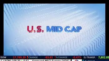 WisdomTree TV Spot, 'DON: Mid Cap Dividend Fund' - Thumbnail 1