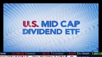 WisdomTree TV Spot, 'DON: Mid Cap Dividend Fund' - Thumbnail 2