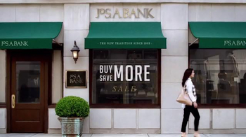 JoS. A. Bank Buy More, Save More Sale TV Spot, 'Suits and Sportcoats' - Thumbnail 1