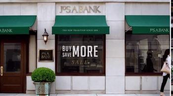 JoS. A. Bank Buy More, Save More Sale TV Spot, 'Suits and Sportcoats' - Thumbnail 2