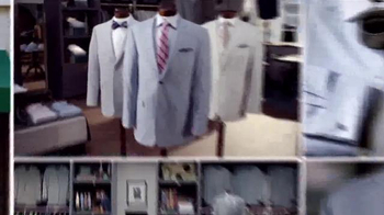 JoS. A. Bank Buy More, Save More Sale TV Spot, 'Suits and Sportcoats' - Thumbnail 3