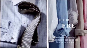 JoS. A. Bank Buy More, Save More Sale TV Spot, 'Suits and Sportcoats' - Thumbnail 7