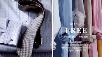 JoS. A. Bank Buy More, Save More Sale TV Spot, 'Suits and Sportcoats' - Thumbnail 8