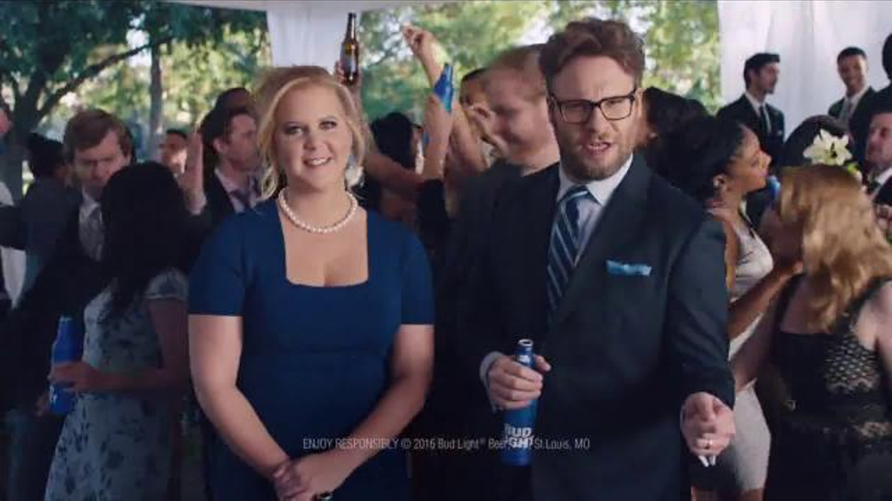 Bud Light TV Commercial, U0027The Bud Light Party: Weddingsu0027 Featuring Seth  Rogen   ISpot.tv