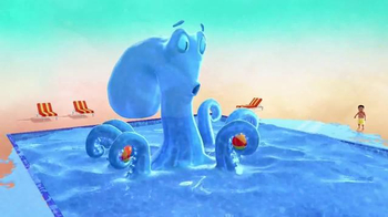 Nationwide Insurance TV Spot, 'Nickelodeon: Pool' Ft. Benjamin Flores Jr. - Thumbnail 5