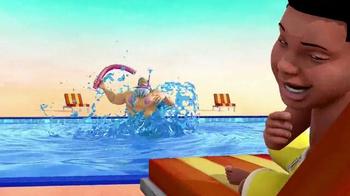Nationwide Insurance TV Spot, 'Nickelodeon: Pool' Ft. Benjamin Flores Jr. - Thumbnail 8