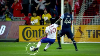 Major League Soccer TV Spot, 'Giovinco' - Thumbnail 3