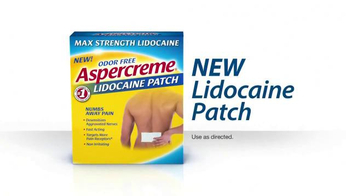 Aspercreme Lidocaine Patch TV Spot, 'Airplane' - Thumbnail 3