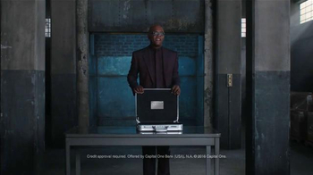 Capital One Quicksilver TV Spot, 'Cross Examined' Feat. Samuel L. Jackson - Thumbnail 6