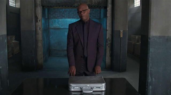 Capital One Quicksilver TV Spot, 'Cross Examined' Feat. Samuel L. Jackson - 4293 commercial airings