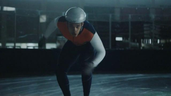 Uber TV Spot, \'Speed Skater\'