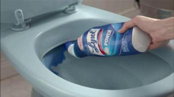 Lysol Power TV Spot, 'Toilet Germs' - Thumbnail 8