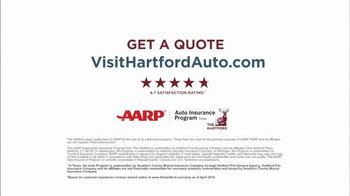 The Hartford AARP Auto Insurance Program TV Spot, 'Value' - Thumbnail 5