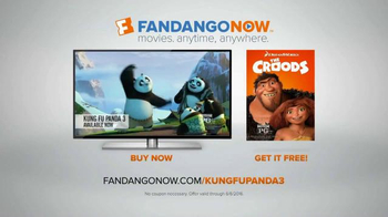 FandangoNOW TV Spot, 'So Glad You Asked' Featuring Kenan Thompson - Thumbnail 9