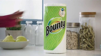 Bounty TV Spot, 'Puppy' Featuring Allyson Felix - Thumbnail 3