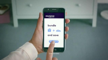 Esurance TV Spot, 'Built to Save Bundlers Money' - Thumbnail 3
