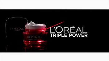 L'Oreal Paris Revitalift Triple Power TV Spot, 'Rave Reviews' - Thumbnail 6