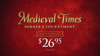 Medieval Times TV Spot, 'Power and Pageantry' - Thumbnail 10