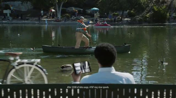 DIRECTV TV Spot, 'A Steady Stream of Entertainment' Featuring Will Forte - Thumbnail 4