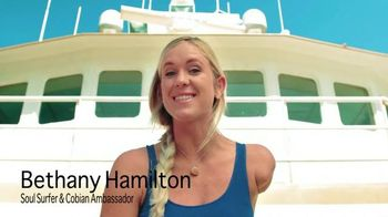 Cobian TV Spot, 'Great Escape' Featuring Bethany Hamilton - 6 commercial airings