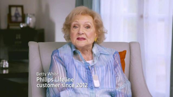 Philips Lifeline TV Spot, 'Live With Confidence' Featuring Betty White - Thumbnail 2