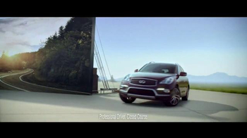 2016 Infiniti QX50 TV Spot, 'Showcase' Song by Bloc Party - Thumbnail 2
