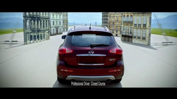 2016 Infiniti QX50 TV Spot, 'Showcase' Song by Bloc Party - Thumbnail 3