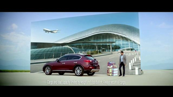 2016 Infiniti QX50 TV Spot, 'Showcase' Song by Bloc Party