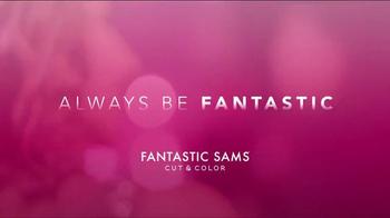 Fantastic Sams Cut & Color TV Spot, 'Always Be Fantastic' - Thumbnail 9