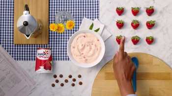 Yoplait TV Spot, 'Snack Hacking: Strawberry' - Thumbnail 2