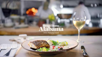 Alabama Tourism Department TV Spot, 'Fish From the Gulf' - Thumbnail 10