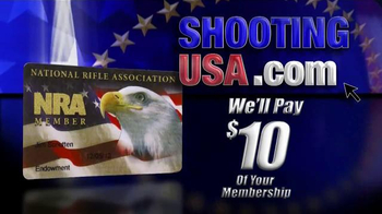 Shooting USA TV Spot, 'Outdoor Channel: NRA Membership' - 23 commercial airings
