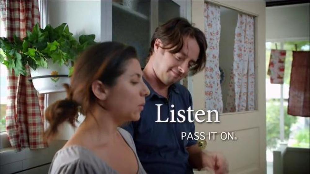 Values.com TV Commercial, 'Listen' Song by Faith Hill