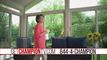 Champion Windows TV Spot, 'Best of the Outdoors' - Thumbnail 2