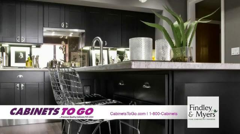 Cabinets To Go Buy More! Save More! Sale TV Commercial, U0027Summer Offersu0027    ISpot.tv