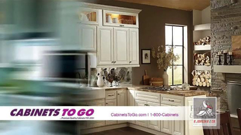 Cabinets To Go Buy More! Save More! Sale TV Spot, 'Summer Offers' - Thumbnail 4