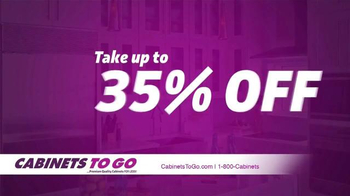 Cabinets To Go Buy More! Save More! Sale TV Spot, 'Summer Offers' - Thumbnail 5