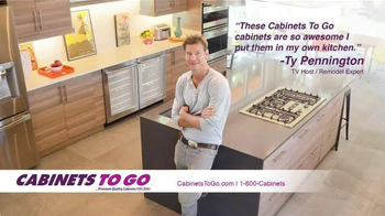 Cabinets To Go Buy More! Save More! Sale TV Spot, 'Summer Offers' - Thumbnail 6