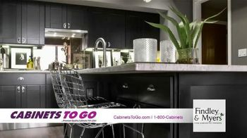 Cabinets To Go Buy More! Save More! Sale TV Spot, 'Summer Offers' - 36 commercial airings