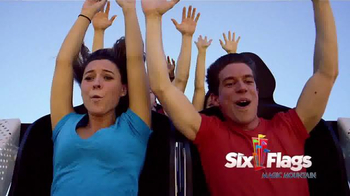 Six Flags TV Spot, 'The New Revolution' - Thumbnail 1