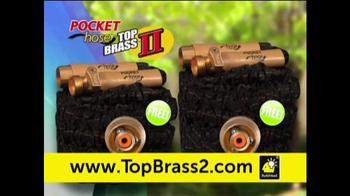 Pocket Hose Top Brass II TV Spot, 'Expandable' Featuring Richard Karn - Thumbnail 10