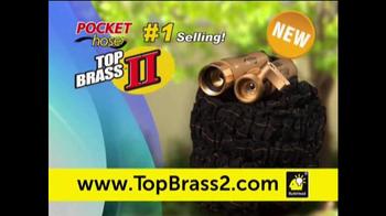 Pocket Hose Top Brass II TV Spot, 'Expandable' Featuring Richard Karn - Thumbnail 5