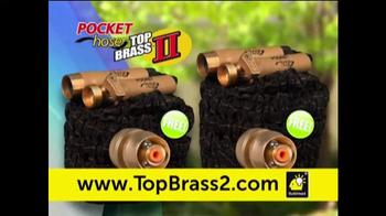 Pocket Hose Top Brass II TV Spot, 'Expandable' Featuring Richard Karn - Thumbnail 9