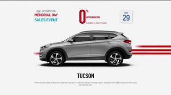 Hyundai Memorial Day Sales Event TV Spot, 'Historic Savings' [T2] - Thumbnail 3