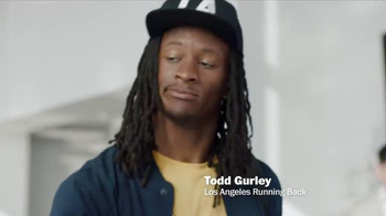 Carl's Jr. California Classic TV Spot, 'Welcome to Cali' Feat. Todd Gurley - Thumbnail 2